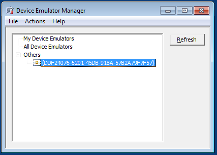 Image result for is microsoft device emulator