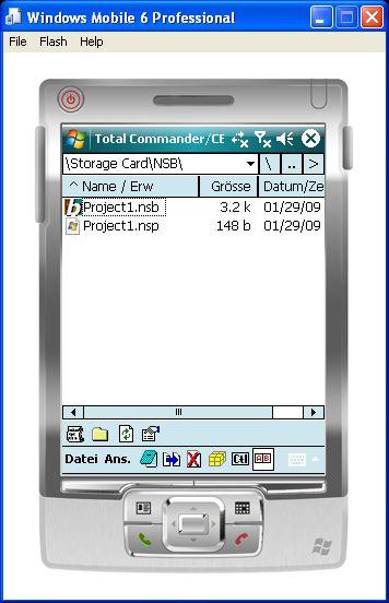 Tech Note 23: Using the Microsoft Device Emulator